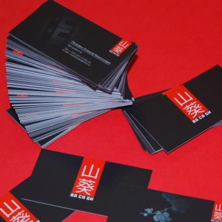 Браслет для визитки